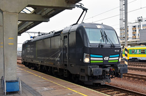 Siemens Vectron AC - 193 202 operated by ecco-rail GmbH