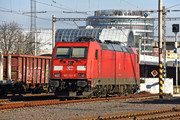 Bombardier TRAXX F140 AC2 - 185 259-9 operated by DB Cargo AG