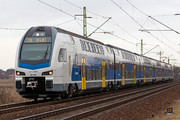Stadler KISS - 815 005 operated by MÁV-START ZRt.