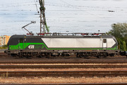 Siemens Vectron MS - 193 760 operated by ecco-rail GmbH