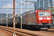 Bombardier TRAXX F140 AC1 - 185 045-2 operated by DB Cargo AG