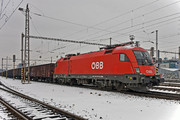 Siemens ES 64 U2 - 1116 037 operated by Rail Cargo Austria AG