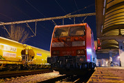Bombardier TRAXX F140 AC1 - 185 043-7 operated by DB Cargo AG