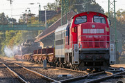 MaK V 90 - 0469 105-8 operated by DB Cargo Hungária Kft
