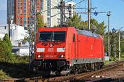 Bombardier TRAXX F140 AC2 - 185 304-3 operated by DB Cargo AG