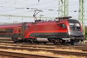 Siemens ES 64 U2 - 1116 211 operated by Österreichische Bundesbahnen