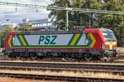 Siemens Vectron MS - 193 820 operated by Prvá Slovenska železničná, a.s.