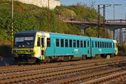 Düwag DB Class 628 - 845 104-9 operated by ARRIVA vlaky s.r.o.