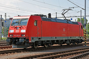 Bombardier TRAXX F140 AC2 - 185 288-8 operated by DB Cargo AG