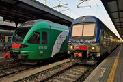 Stadler FLIRT - ETR 350.012 operated by Trenitalia S.p.A.