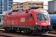 Siemens ES 64 U2 - 1116 255 operated by Rail Cargo Austria AG