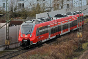 Bombardier Talent 2 - 442 602 operated by Deutsche Bahn / DB AG