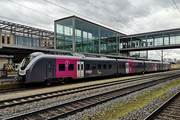 Alstom Coradia Continental - 1440 613-6 operated by metronom Eisenbahngesellschaft mbH