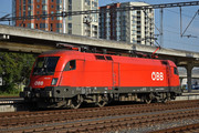 Siemens ES 64 U2 - 1116 107 operated by Rail Cargo Austria AG