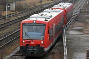 Stadler Regio-Shuttle RS1 - 650 104 operated by Deutsche Bahn / DB AG
