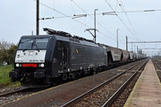 Siemens ES 64 F4 - 189 156-3 operated by Retrack Slovakia s. r. o.