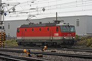 SGP ÖBB Class 1144 - 1144 269 operated by Rail Cargo Austria AG