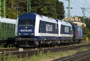 Siemens ER20 - 761 004-1 operated by METRANS (Danubia) a.s.