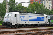 Bombardier TRAXX F140 MS - 286 940 operated by LTE Logistik und Transport GmbH