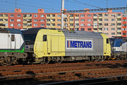 Siemens ER20 - 761 102-3 operated by METRANS (Danubia) a.s.