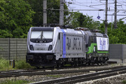 Bombardier TRAXX F160 AC3 - 187 342-1 operated by ecco-rail GmbH