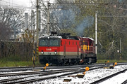 SGP ÖBB Class 1144 - 1144 102 operated by Rail Cargo Austria AG