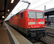 LEW Hennigsdorf DR Class 243 - 143 358-0 operated by Deutsche Bahn / DB AG