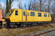 Plasser & Theurer EM80 - 6941 operated by WIENER LINIEN GmbH & Co KG
