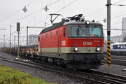 SGP ÖBB Class 1144 - 1144 268 operated by Rail Cargo Austria AG