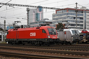 Siemens ES 64 U2 - 1116 278 operated by Rail Cargo Austria AG