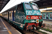 Class B - MDVC semi-pilot - Unknown vehicle ID operated by Trenitalia S.p.A.