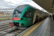 Stadler FLIRT - ETR 350.011 operated by Trenitalia S.p.A.
